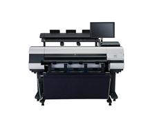 佳能大幅面打印机 iPF841
