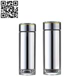 水晶銀保溫杯(Stainless Steel Cup)ZD-BWB16