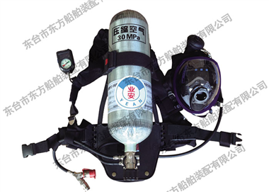 GA124-2013标准CCC正压式空气呼吸器