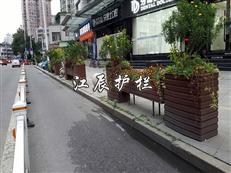 温州市花箱护栏