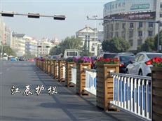 淮南市高低组合花箱