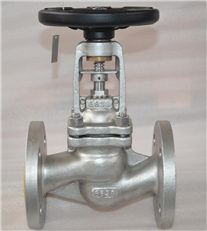 ARI阿瑞-FABAE不锈钢波纹管截止阀,德国ARI阿瑞不锈钢阀门
