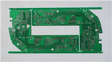 Automotive circuit board