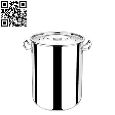 加高不锈钢汤桶(stainless steel Multi-function barrels)ZD-DYT25