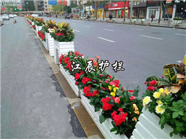 隴南地區花箱護欄招商
