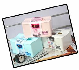 納寶箱系列-可升降紙巾盒1336