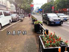 黄山市市政花箱护栏