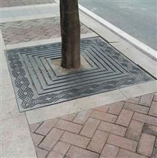 方形1500铸造树篦子