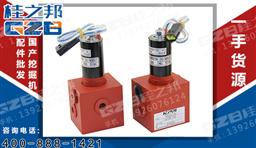 三一挖掘机电磁比例减压阀总成1KWE5G-20/G12R-154
