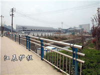 辽源市河道桥梁护栏
