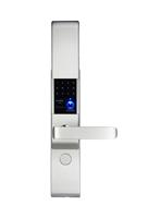 凯贝尔1601 智能指纹锁-银油白