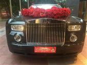 深圳劳斯莱斯婚车价格怎样 婚车租赁需要注意些什么
