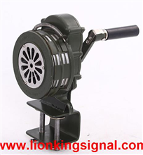 LK-100B Hand operated Siren