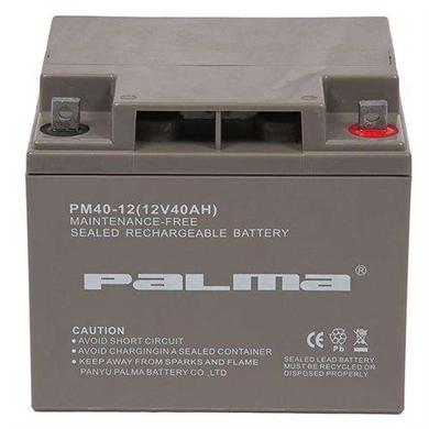 PM40-12  12V40AH