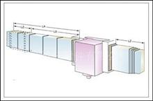钢板、不锈钢板横梁导轨护罩设计图