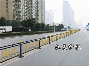 黄冈市文化特色隔离栏