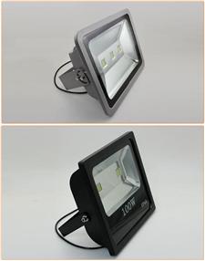 科锐CREE 明纬驱动 led投光灯200W 户外广告灯 泛光灯照明灯新款