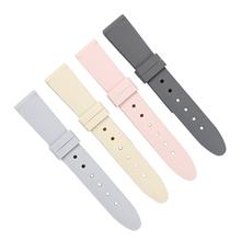 676-16MM新款柔软舒适儿童款手表带订制批发。
