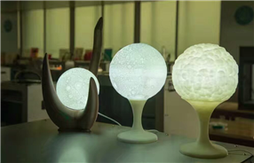 3D打印個性定制燈飾