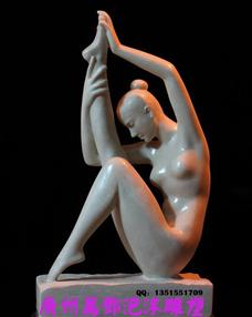 玻璃鋼人物雕塑