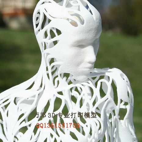 广州3D打印雕塑浮雕扫描