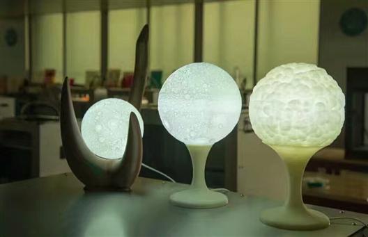3D打印个性定制灯饰