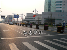 临沂市市政花箱护栏
