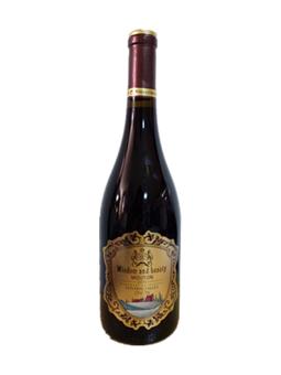 智然美128赤霞珠红葡萄酒
