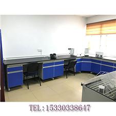 重庆耐酸碱实验台厂家 钢木操作台供应商