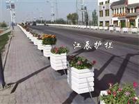 牡丹江市木紋花箱