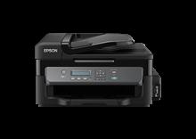 EPSON M205商务黑白喷墨网络多功能一体机