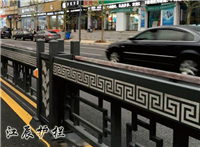 贵阳市市政隔离护栏