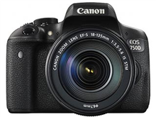 佳能EOS 750D (18-55mm 镜头)单反相机