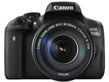 佳能EOS 750D (18-135mm 镜头)单反相机