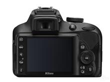 尼康D3400(18-105mm套机)单反相机