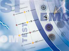 EMC电磁兼容产品界面