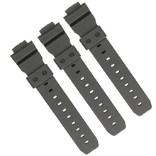 646PU平头表带龙岗龙东手表带生产直销供应厂家