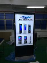 49寸落地式液晶廣告機