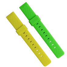 614-16MM新款智能手表表带定制儿童手表带款式新颖时尚。