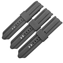 530A-24MM 弯头硅胶表带