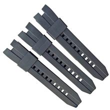 498-24MM弯头硅胶表带