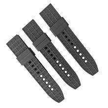 517-22MM平头硅胶表带