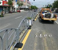 深圳市热镀锌钢制护栏