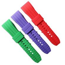 315-24MM弯头硅胶表带