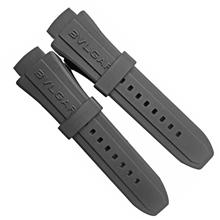 172-30*20mm弯头硅胶表带