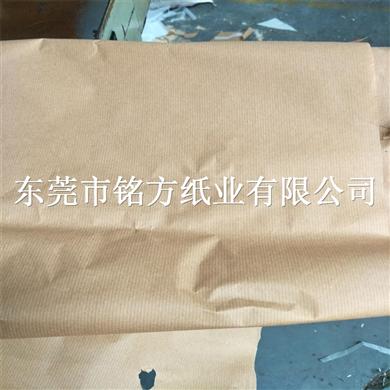 条纹牛皮纸