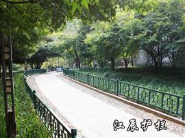 西安市花式园林护栏