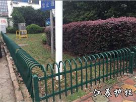 汉中市弧形草坪护栏