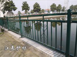 渭南市花式河道护栏