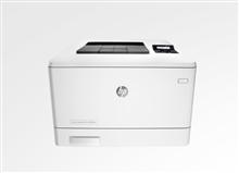 惠普彩色激光打印机 M452nw